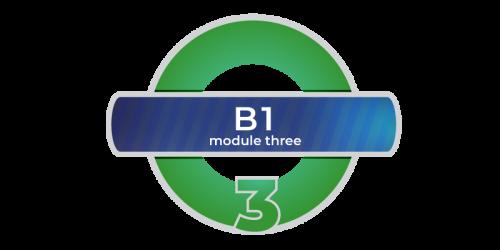corso di inglese online B1 modulo 3
