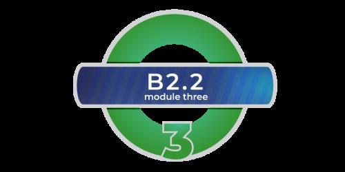 corso di inglese online livello B2.2 modulo 3