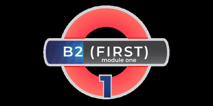 Cambridge B2 First morulo 1