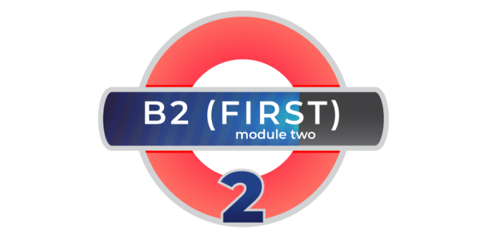 Cambridge B2 First modulo 2