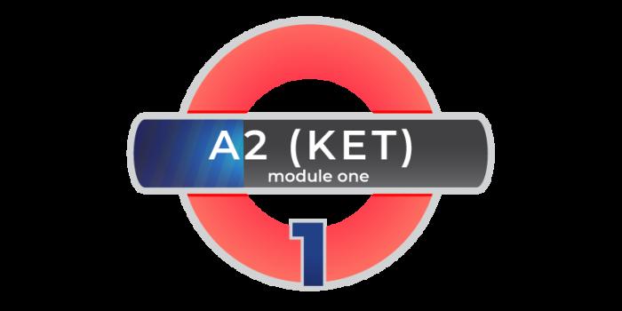 corso YL A2 KET modulo 1