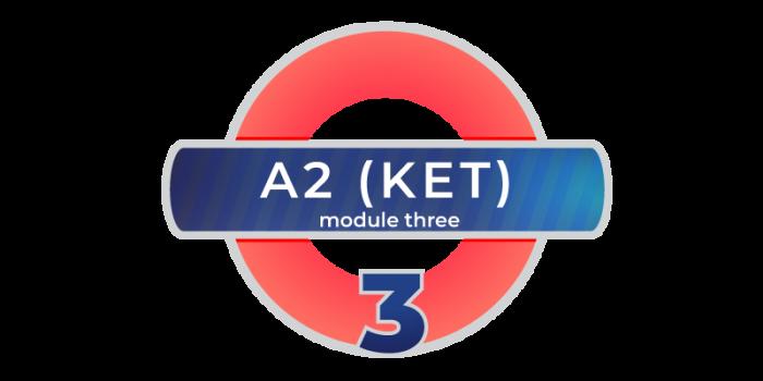 corso YL A2 KET modulo 3