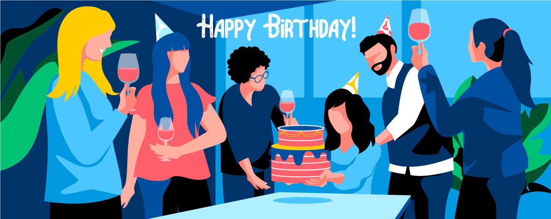 Buon compleanno 1 corso di inglese
