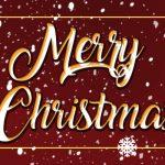 Buon natatale Merry Christmas 2