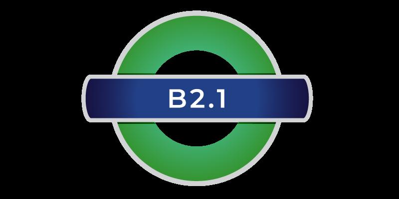 Corso di inglese online B2.1