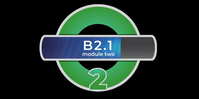Corso di inglese B2.1 modulo 2 online in Videoconferenza
